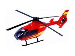 Вертолет Teamsterz Тимстерс со звуковыми и световыми эффектами красный 12.5 см (1372250)