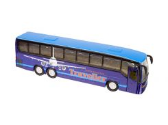 Городской автобус Teamsterz Тимстерс синий 22.5 см (1370246)
