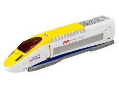 Скоростной поезд Teamsterz Тимстерс со звуковыми и световыми эффектами желтый (1370061)
