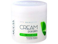 Крем-парафин Aravia Professional Натуральный с молочными протеинами и маслом хлопка 300 мл (4010)