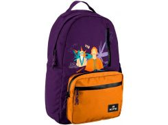 Рюкзак для города Kite Кайт 949-1 VIS 44,5×31×13 см 17 л фиолетовый (vis19-949l-1)