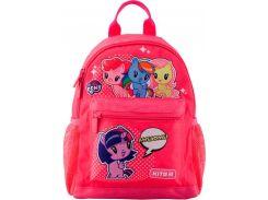 Рюкзак детский Kite Кайт Kids 534XS LP 30×22×10 см 6,5 л розовый (LP19-534XS)