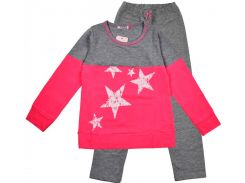Пижама Matilda Матильда 7167-3 разноцветная размер 116 (7167-3-116)