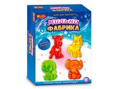 Мыльная фабрика Веселый зоопарк, Ranok Creative