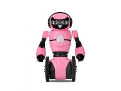 Робот на радиоуправлении ВейЛи Тойс WL Toys F1 с гиростабилизацией розовый (WL-F1p)