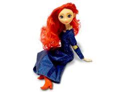 Кукла Беатрис Beatrice Храбрая сердцем Мерида 30 см (BC3126-Merida)