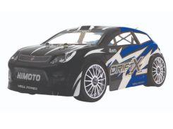 Машинка на р/у Хаймото Himoto Дрифт 1:18 DriftX E18DT синяя (E18DTb)