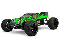 Машинка на р/у Хаймото Himoto Трагги 1:10 Katana E10XT Brushed зеленая (E10XTg)