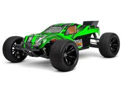 Машинка на р/у Хаймото Himoto Трагги 1:10 Katana E10XTL Brushless зеленая (E10XTLg)