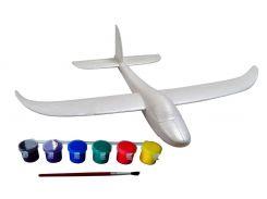 Планер метательный Джей-Колор J-Color Eagle 600 мм c комплектом красок (JC-30318)