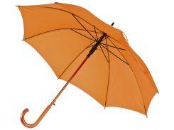 Зонт-трость Bergamo Toprain полуавтомат оранжевый (4513110)