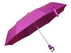 Зонт складной Bergamo Rich автоматический розовый (4551012)