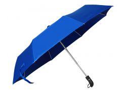 Зонт складной Bergamo автоматический тёмно-синий (4552044)