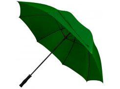 Зонт-трость Macma полуавтомат тёмно-зелёный (4518799)