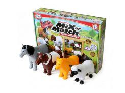 Пазл 3D Попьюлар Плайсингс Popular Playthings Mix or Match Магнитные животные (PPT-62001)