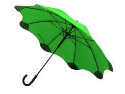 Зонт-трость Line Art Blantier полуавтомат с защитными наконечниками зелёный (45400-9)