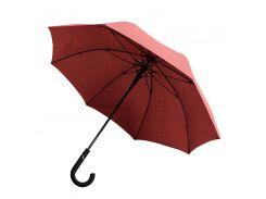 Зонт-трость Line Art Status полуавтомат красный (45770-5)