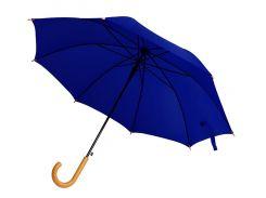 Зонт-трость Bergamo Promo полуавтомат тёмно-синий (45100-44)