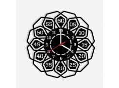 Настенные часы LaserBox ЛазерБокс Цыфры(LBox-000121)