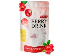 Ягодный напиток Udida (Удида) Berry Drink клюквенный (ЖР-05)