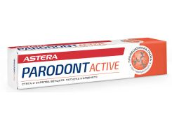 Зубная паста Astera Parodont Active Активная защита от периодонтита 75 мл (3800013510285)