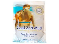 Натуральная грязь Мертвого моря, 300 гр, Dr. Mud