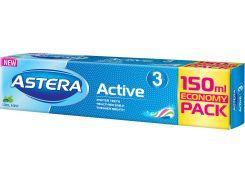 Зубная паста Astera Active Тройное действие 150 мл (3800013516799)