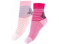 Набор детских носков Duna Дюна с котенком 12-14 р 2 пары (456/12-14к-м)