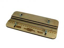 Кондуктор Laser Model Graver ТМ Лазер Модел Гравер для сборки гусеничных траков (LMG BB-08)