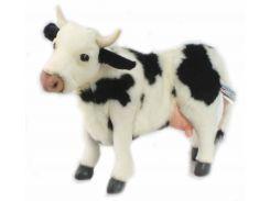 Мягкая игрушка Hansa ТМ Ханса Корова, которая стоит 40 см (4775)
