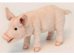 Мягкая игрушка Hansa ТМ Ханса Поросенок, который стоит 34 см (6290)