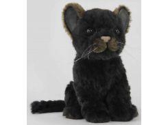 Мягкая игрушка Hansa ТМ Ханса Ягуар черный 17 см (7289)