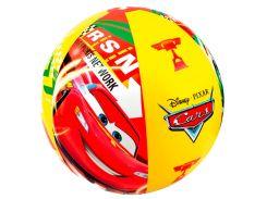 Мяч надувной Тачки (Disney Cars) 61 см, Intex