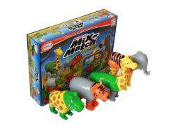 Пазл 3D Попьюлар Плайсингс Popular Playthings Mix or Match Магнитные животные (PPT-62000)