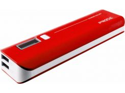 Power box remax proda jane lcd v6i (ppl-5) 10000 mah red
