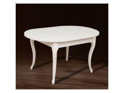 Стол обеденный Твист Белый