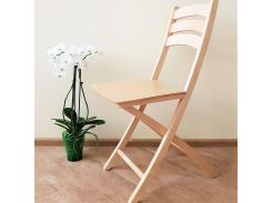 Складной деревянный стул Бук Silla