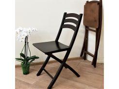 Складной деревянный стул Венге Silla