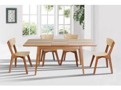 Деревянный обеденный стол Рондо
