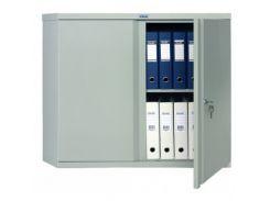 Шкаф архивный металлический для документов АМ-0891, h832x915x458мм