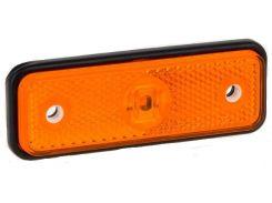 Фонарь габаритный Fristom FT-004 Z LED желтый с проводом