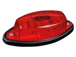 Фонарь габаритный Fristom красный FT-011 C