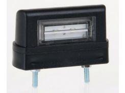Подсветка номерного знака Fristom FT-016/1 LED с возвышением