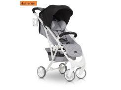 Прогулочная коляска EURO CART (EasyGo) VOLT Pro Anthracite