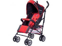 Детская прогулочная коляска Caretero Luvio Красный