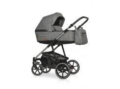 Дитяча коляска 2В 1Riko Swift Premium 12 Titanium