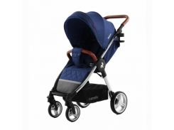 Коляска прогулочная CARRELLO Milano 5501(L) Velvet Blue