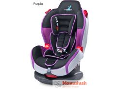 Автокресло Caretero Sport Turbo Fix Isofix (9-25кг) Purple