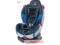 Автокресло Caretero Sport Turbo Fix Isofix (9-25кг) Navy