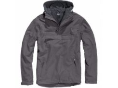 Анорак Brandit Windbreaker Anthracite